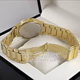 Женские наручные часы Gucci Quartz Gold Black Dimond Гуччи качественная люкс реплика , фото 4