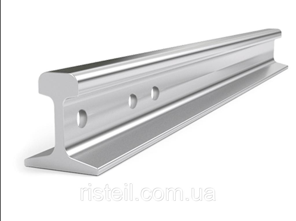 Рейка сталевий залізничний, Р43