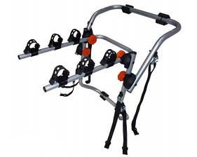 Крепление для велосипедов на крышку багажника AGURI SPIDER 3
