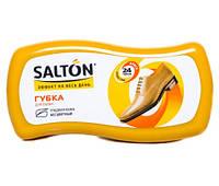 Губка-мини волна для обуви из гладкой кожи «Salton» Бесцветная
