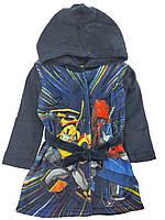 Детские халаты на мальчиков теплые