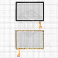 """Сенсорный экран для планшетов Pixus Vision 10.1 3G, 10,1"""",  емкостный, черный, #AST1015-V0"""