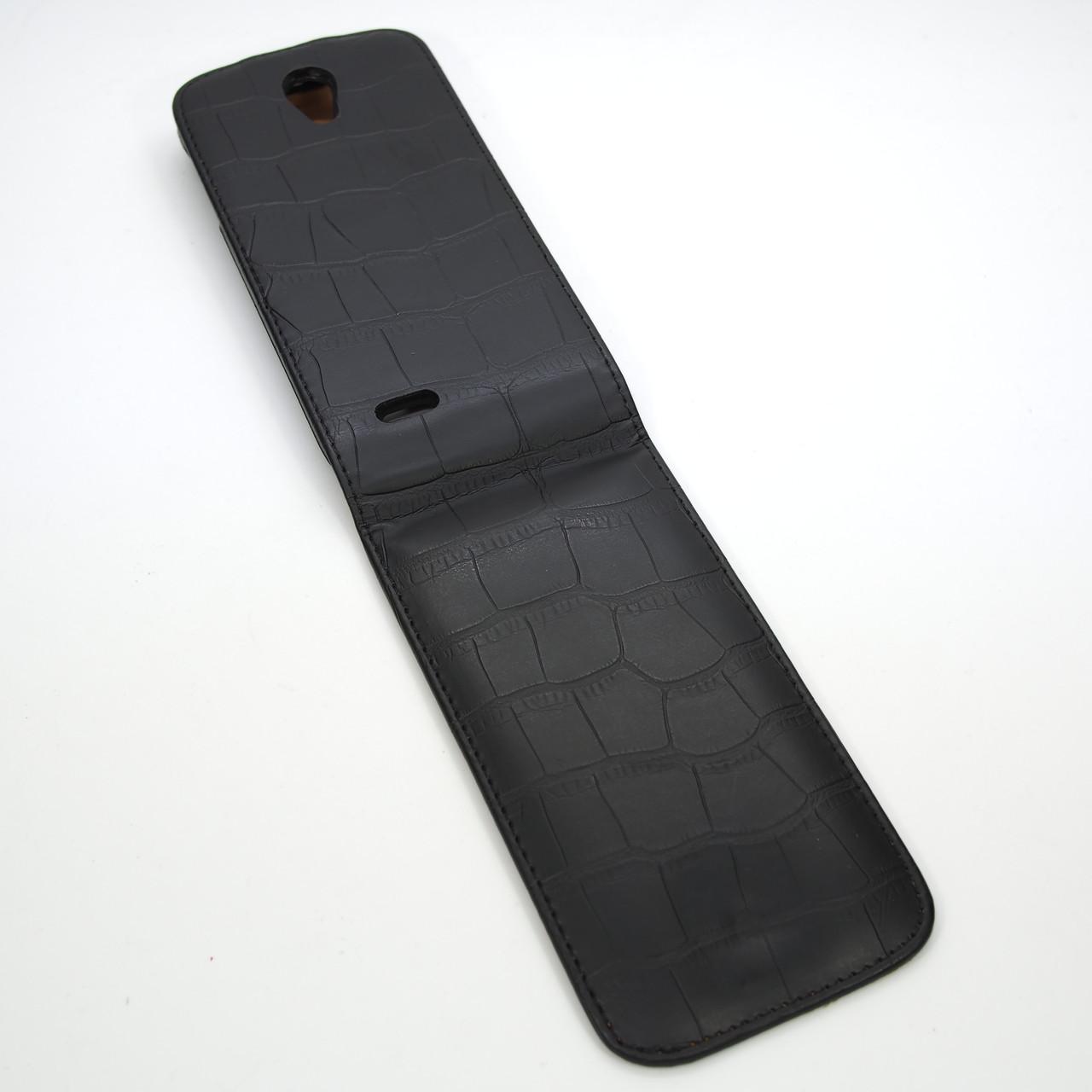 Croco Lenovo S820 black