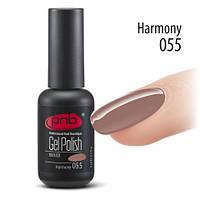 Гель-лак PNB №55 Harmony 8 мл., фото 1