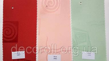 """Рулонные шторы """"Икея"""", тканевые ролеты, фото 2"""