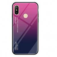 """Зеркальный чехол """"Хамелион"""" для Xiaomi Mi Play (выбор цвета)"""