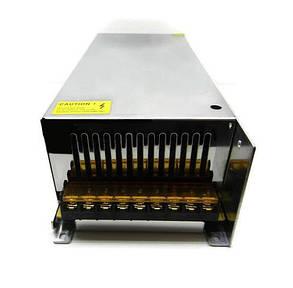 Блок питания PREMIUM SL-500-12 500 Вт 41.6A IP20 Код. 58275, фото 2