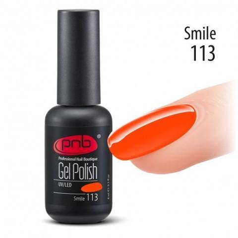 Гель-лак PNB №113 Smile 8 мл.