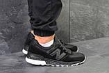 Мужские кроссовки New Balance 574 Black (44 последний размер), фото 6