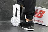 Мужские кроссовки New Balance 574 Black (44 последний размер), фото 7