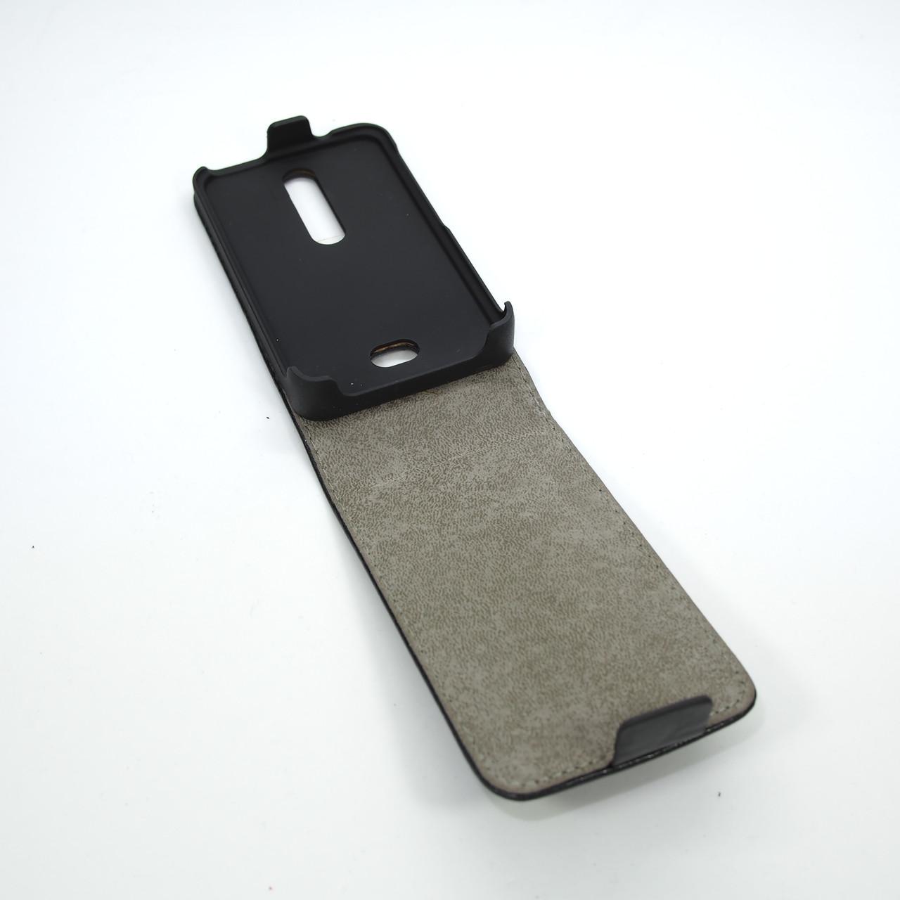 Croco Nokia Asha 501 black