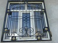 Решетки на окна кованые