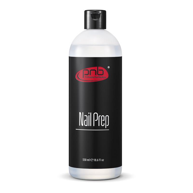 Дезинфектор (подготовитель) для рук и ногтей (550 мл) / Nail Prep (550 ml)
