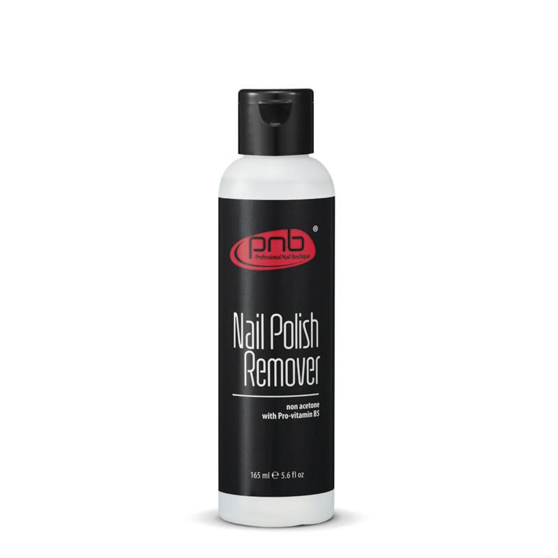 Средство для снятия лака без содержания ацетона с витамином B5 (550 мл) / Nail Polish Remover (550 ml).