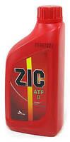 Трансмиссионное масло ZIC ATF II  1л