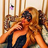 """Кружевная обворожительная маска """"Соблазн""""2908 к праздникам, фото 2"""