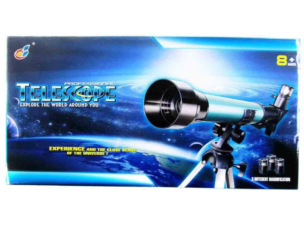 Телескоп со штативом