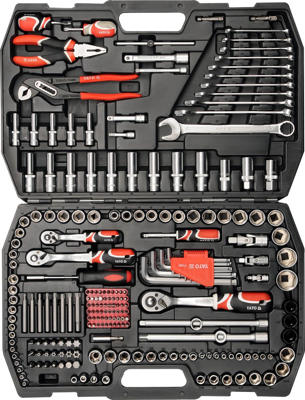 Наборы инструментов YATO YT-3894