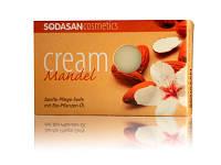 Органическое мыло-крем SODASAN с маслами Ши и Миндаля, 100 г