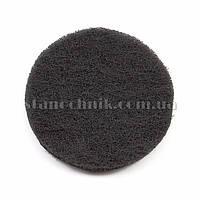 Скотч-брайт диск на липучке 100 мм P600 (серый) 94750