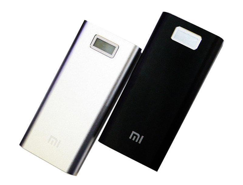 Павербанк Xiaomi Mi Powerbank с экраном 28800mAh