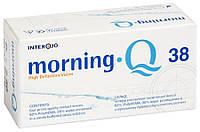 Контактные линзы Morning Q 38 на 3 месяца (квартальные), 4 шт, Interojo