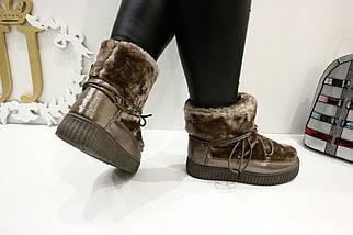 Ботинки ЗИМНИЕ 62-4669 (JJ), фото 3