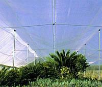 Сетка полимерная защитная «Тенакс Коверет Н» для затенения. 1,8х100., фото 1