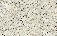 Аквариумный грунт Белая Галька Collar (Коллар) 6-8 мм, 3 л