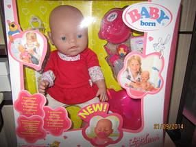 Кукла Беби Борн (Baby Born), трикотажная одежда, фото 3