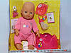 Кукла Беби Борн (Baby Born), трикотажная одежда, фото 2