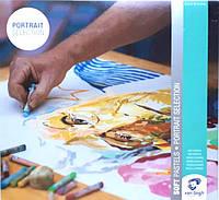 Набор сухой мягкой пастели 36 цв., Van Gogh, Royal Talens 90820136 Портрет