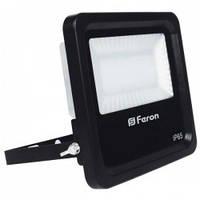 Светодиодный прожектор многоматричный с матовым стеклом FERON LL-610 10W  6400K 230V, фото 1