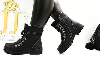 Ботинки ЗИМНИЕ 44-4669 (JJ), фото 3