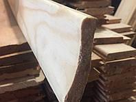 Плинтус деревянный сосна Киев Оболонь, фото 1