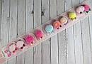Детские заколки уточки с мехом 10 шт/уп., фото 5