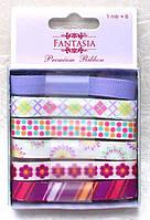 Набор лент тканевых Fantasia Пурпурные сумерки 9450C015