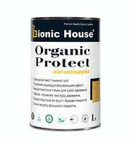 "Масло-антисептик для дерева ""Organic Protect"" 1 л"