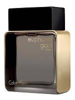 CK Euphoria Gold Men edt 50ml м Limited Edition New