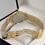 Жіночі наручні годинники Marc Jacobs Quartz Gold White Dimond унісекс Марк Джейкобс капчественные преміум репліка, фото 4