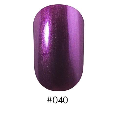 Лак для ногтей 12 мл Naomi Classic 040