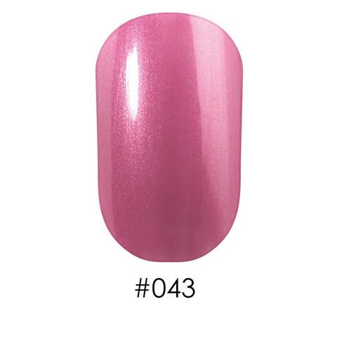 Лак для ногтей 12 мл Naomi Classic 043