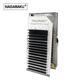 Ресницы Nagaraku Нагараку Mix (7-15) 0,07 D