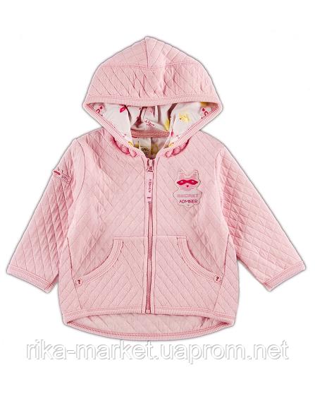 Кофта-куртка для новорожденных ТМ СМИЛ арт. 116167, возраст от 0 до 3 месяцев