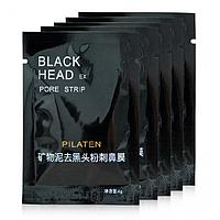 Черная маска для носа 6g, фото 1