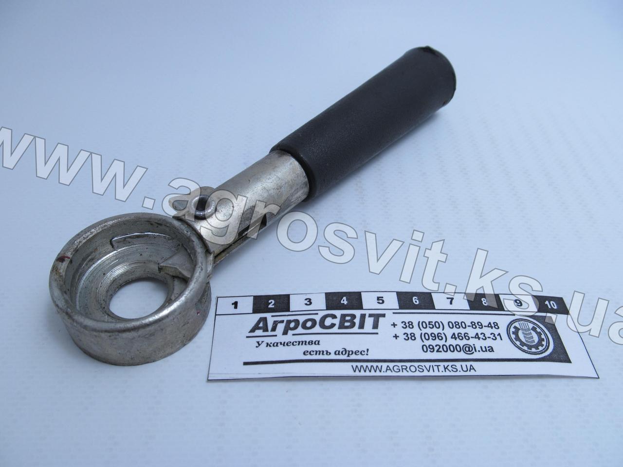 Рукоять подъема сиденья МТЗ (УК), кат. № 80В-6801150