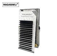 Ресницы Nagaraku Нагараку Mix (7-15) 0,15 D