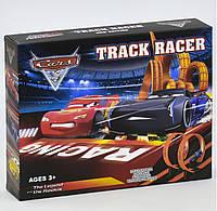 Автотрек гоночный игрушка для мальчиков в коробке
