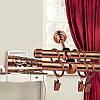 Карниз трубчатый для штор Севилия, фото 4