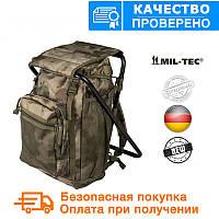 Туристический (рыболовный) стул рюкзак  Sturm Mil-Tec MIL-TACS FG  20 л. (14059059), фото 1
